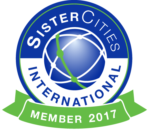 Sister Cities International 2017 Member Badge
